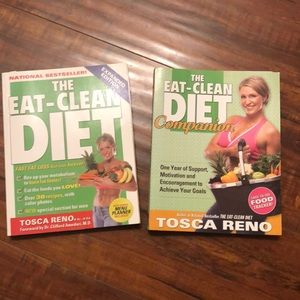 Other - Eat Clean Diet & Companion Books